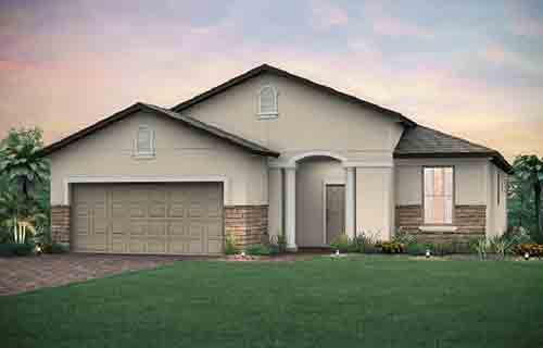 Del Webb Martin Ray Floor plan