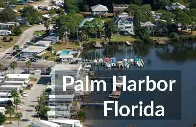 Palm Harbor FL Homes for Sale