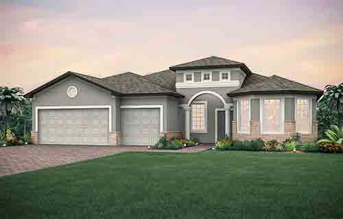 Del Webb Pinnacle Floor Plan
