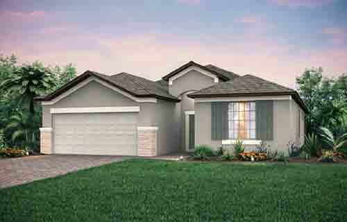 Del Webb Summerwood Floor Plan