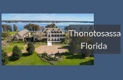 Thonotosassa FL Homes