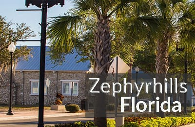 Zephyrhills FL Homes for Sale