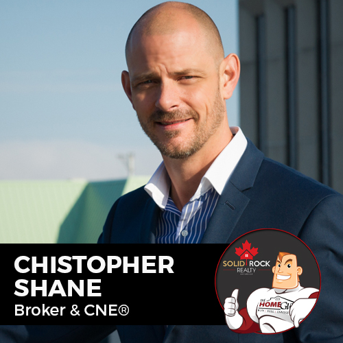 Christopher Shane - Ottawa Broker