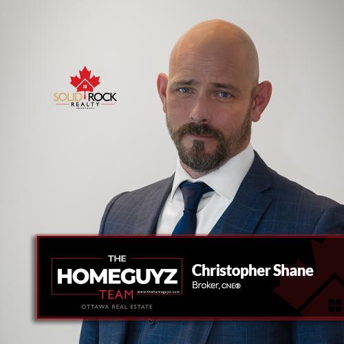 Christopher Shane - Ottawa Broker