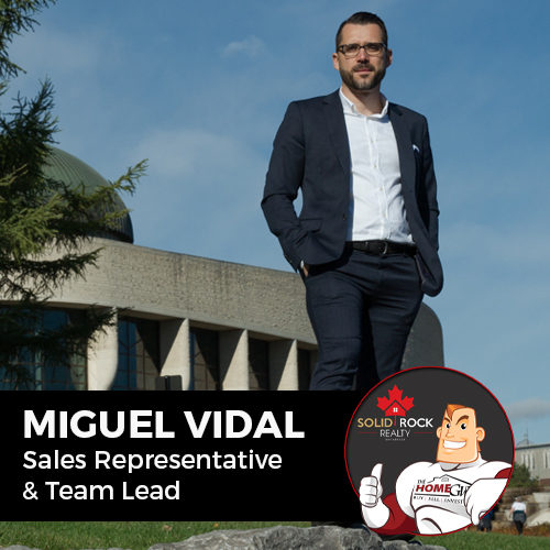 Miguel Vidal - Ottawa Real Estate Agent
