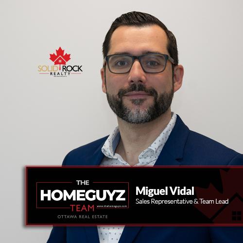 Miguel Vidal - Ottawa Real Estate Agent