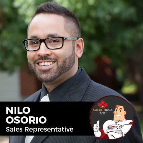 Nilo Osorio - Ottawa Real Estate Agent