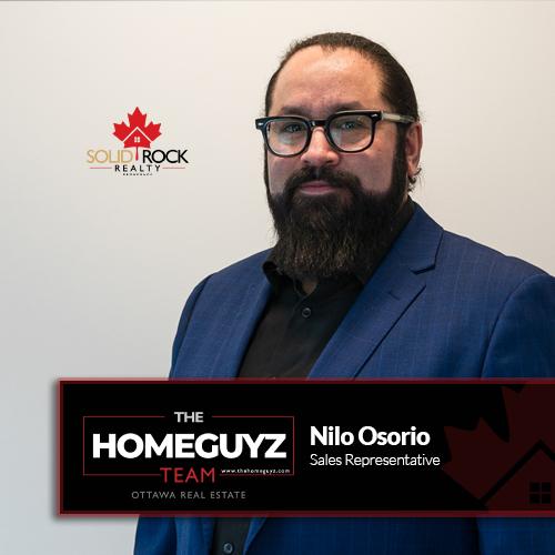 Nilo Osorio - Ottawa Real Estate Agent