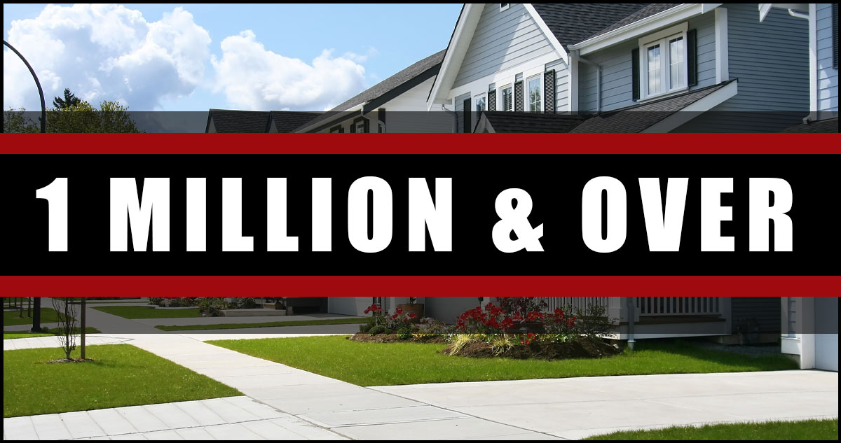 Homes In Ottawa 1 Million And Over