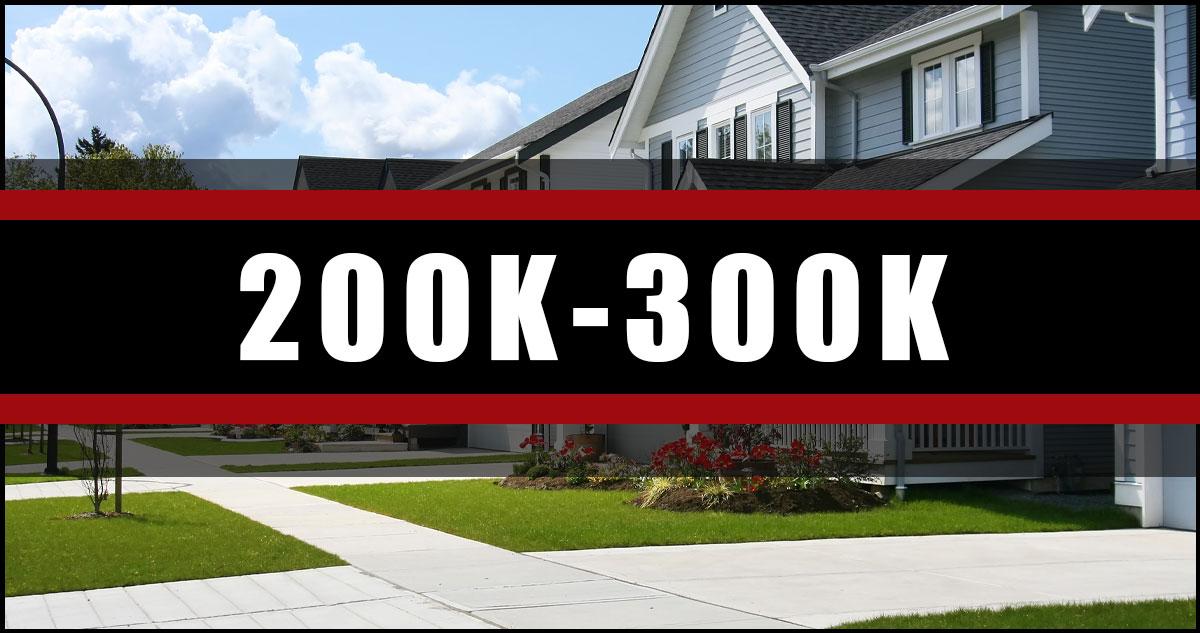 Homes In Ottawa 200K-300K