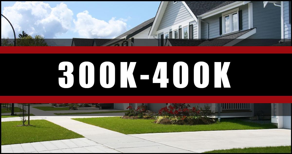 Homes In Ottawa 300K-400K