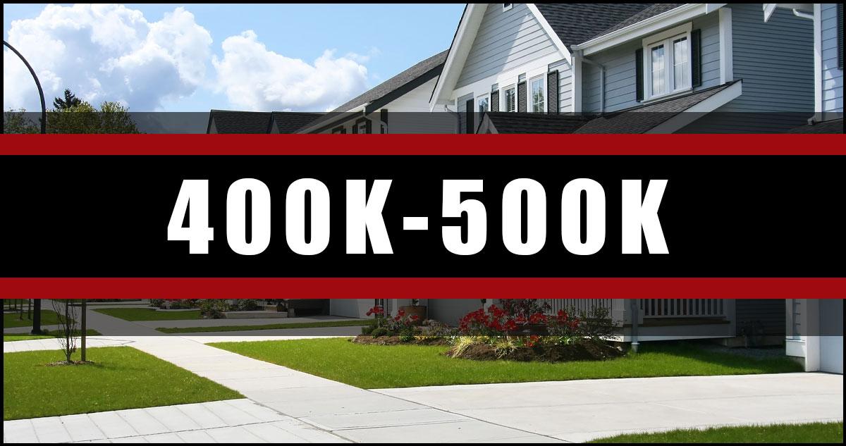 Homes In Ottawa 400K-500K