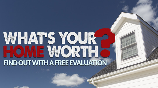 Get Your FREE Home Evaluation