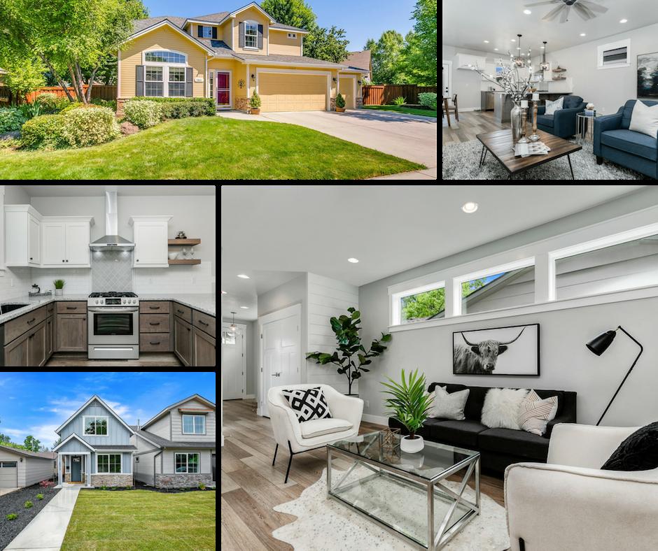 Open House - 3 properties