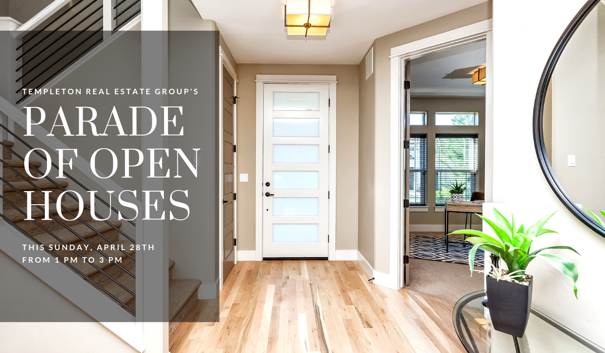 TREG's Parade of Open Houses