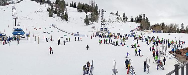Bogus Basin Ski Resort