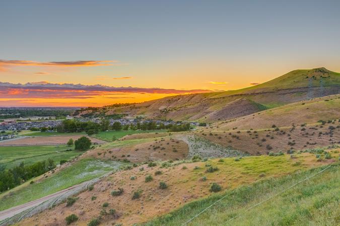 Harris Ranch Boise Idaho