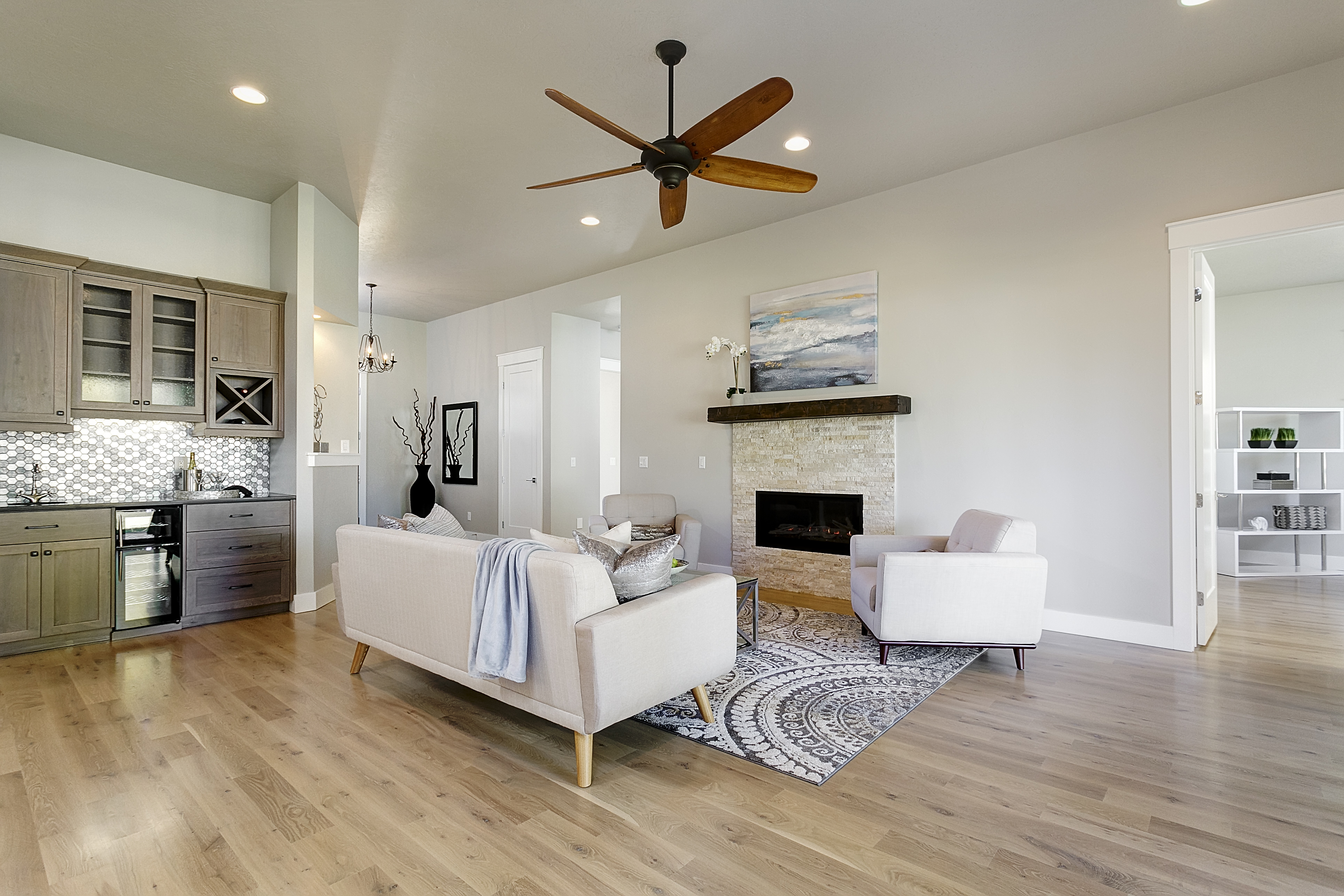 Staging Before And Afters Templeton Real Estate Group