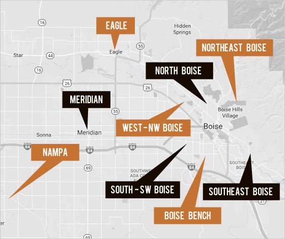 Explore Boise Real Estate