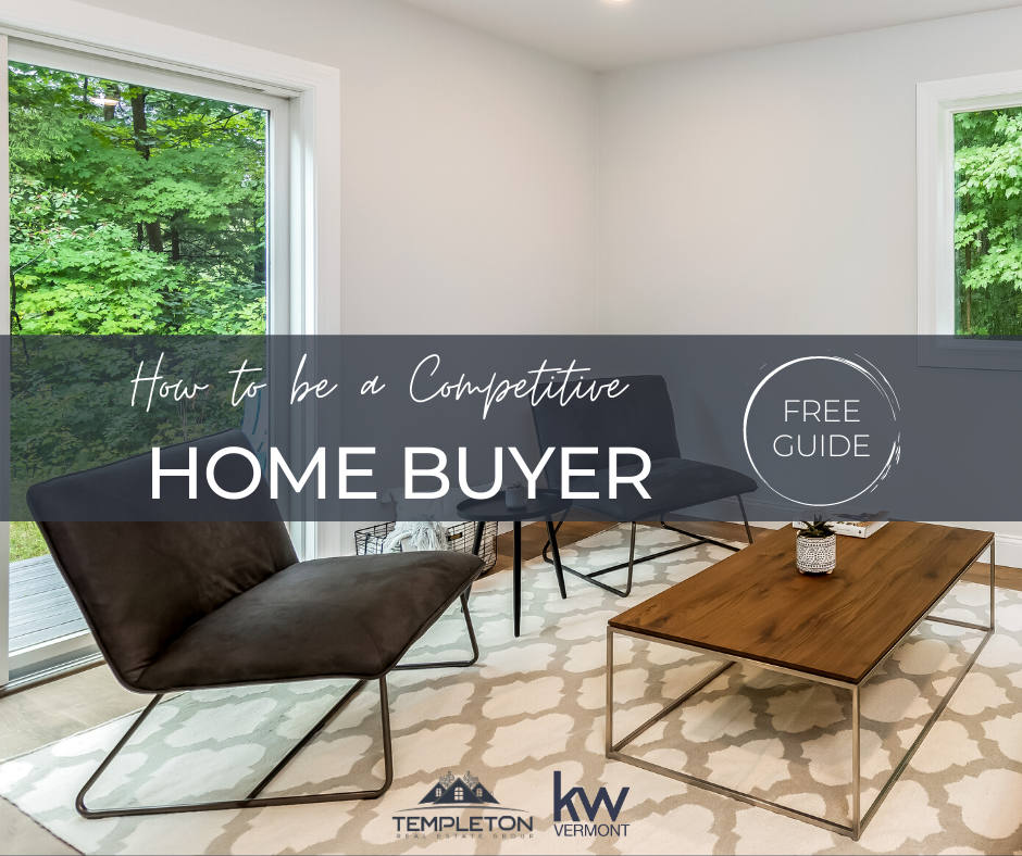 How to Be a Competitive Home Buyer