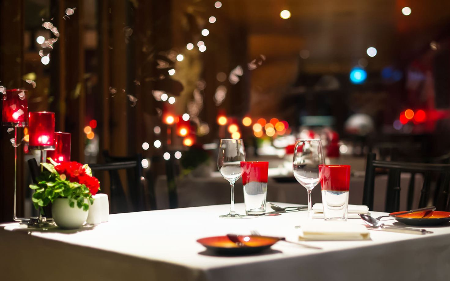 Most Romantic Restaurants In The Country