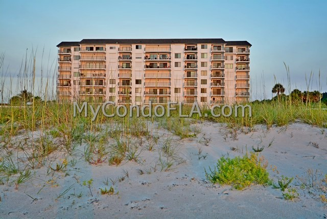 Beach Winds Condos Cocoa Beach, FL Terry Palmiter