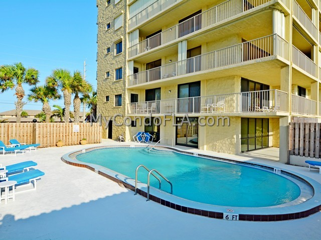 Crescent Beach Club Condos Cocoa Beach, FL Terry Palmiter