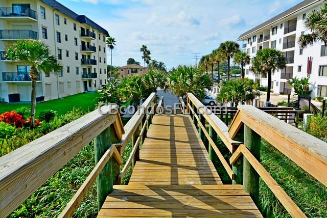 Driftwood Villas Condos Cocoa Beach, FL Terry Palmiter