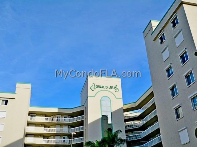 Emerald Seas Condos Cocoa Beach, FL Terry Palmiter