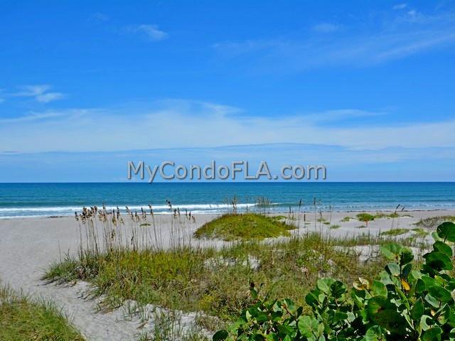 Mar Bleu Condos Cocoa Beach, FL Terry Palmiter