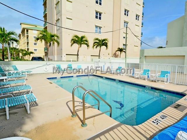 Ocean Beach Villas Condos Cocoa Beach, FL Terry Palmiter