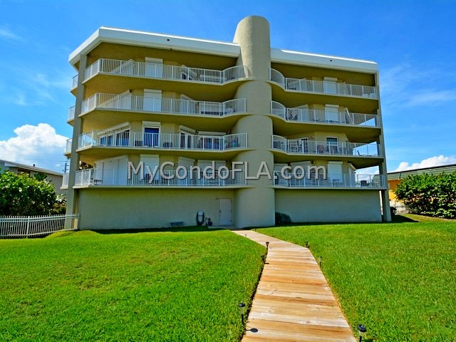 Ocean Breeze Condos Cocoa Beach, FL Terry Palmiter