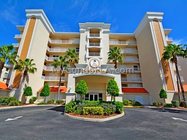 Ocean Oasis Condos Cocoa Beach, FL Terry Palmiter