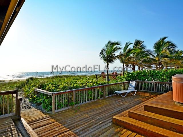 Ocean Paradise Condos Cocoa Beach, FL Terry Palmiter