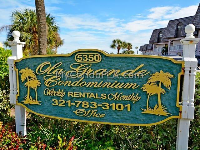 Ola Grande Condos Cocoa Beach, FL Terry Palmiter