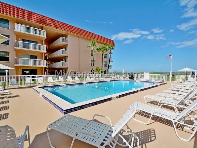 Spanish Main Condos Cocoa Beach, FL Terry Palmiter