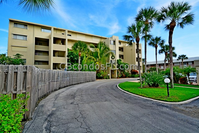 Sunrise Tower Condos Cocoa Beach, FL Terry Palmiter