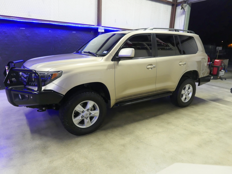 2008 Land Cruiser 200 for Sale | ARB, Slee, Warn | Built Toyota Land Cruiser | LC 200