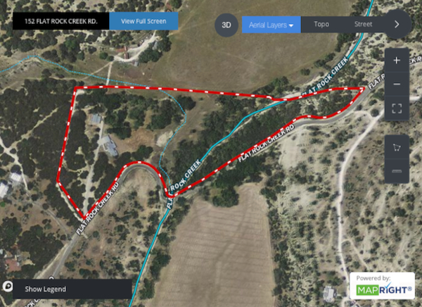 152 Flat Rock Creek Rd., Comfort, TX 78013   13.8 Acres   Kendall Country TX   Texas Premier Ranch Realty