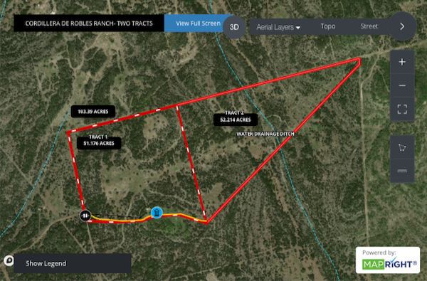 Cordillera de Robles Ranch | 103 Acres | Medina County TX | Texas Premier Ranch Realty