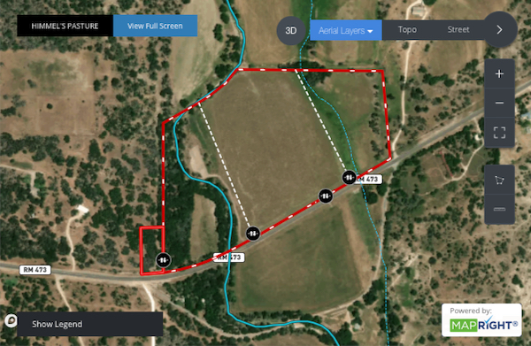 Himmel's Pasture | Biermann Ranch | Kendall County TX | Texas Premier Ranch Realty