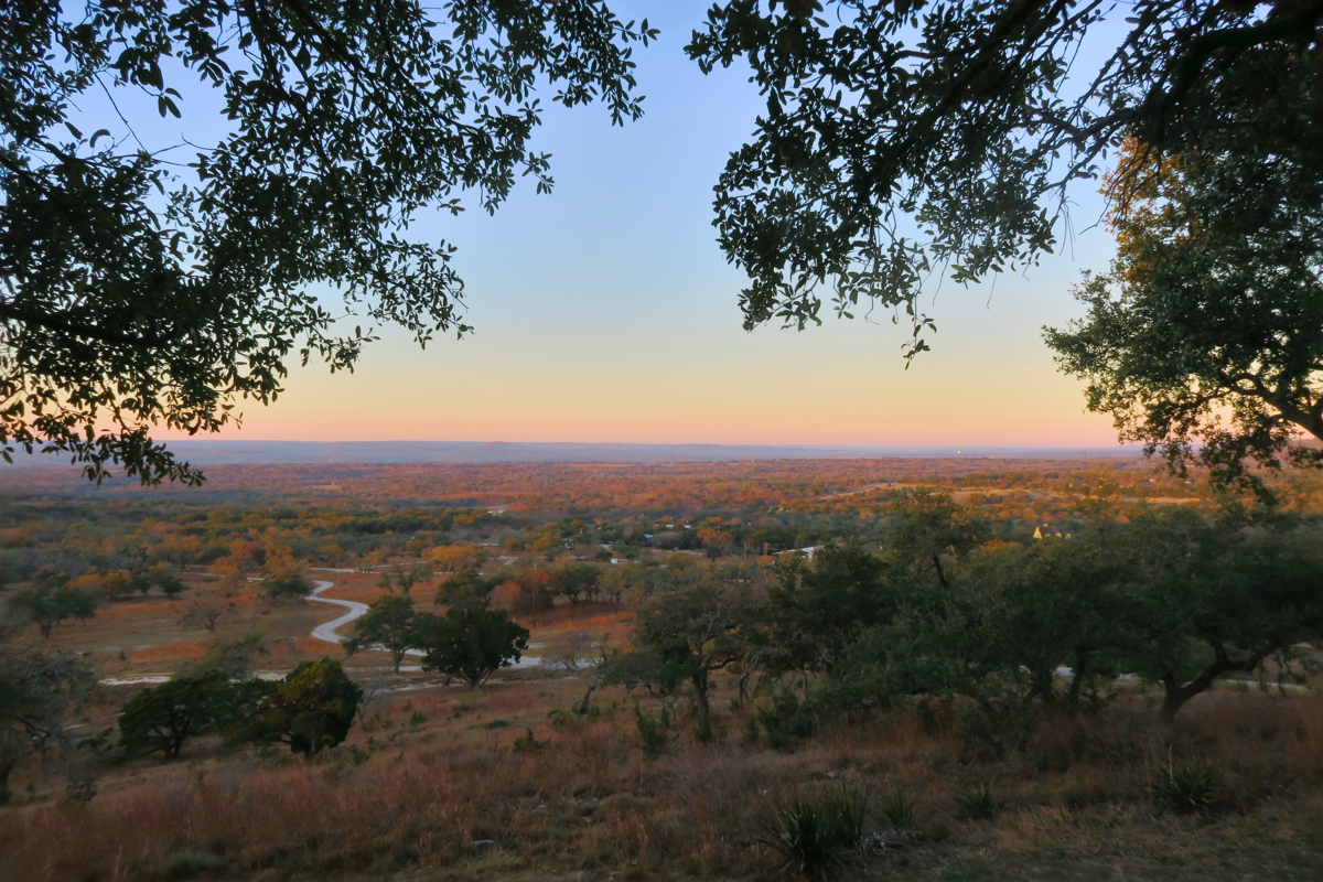 A Texas hill country evening: Texas Premier Ranch Realty | Texas hill country and south Texas ranches for sale