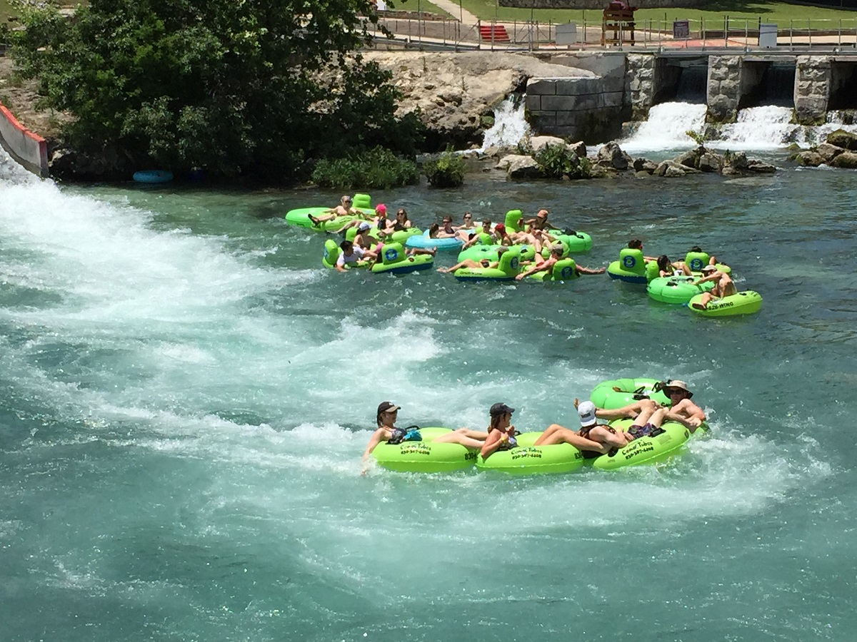 Texas Hill Country River Tubing | Texas Premier Ranch Realty | Texas Hill Country and South Texas Ranches for Sale