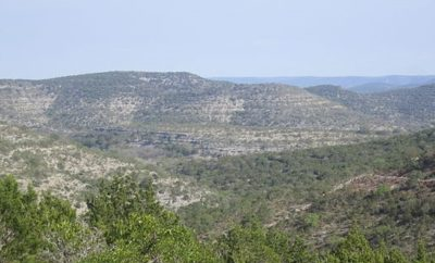 Texas Hill Country Topography | Texas Premier Ranch Realty | Texas Hill Country and South Texas Ranches for Sale