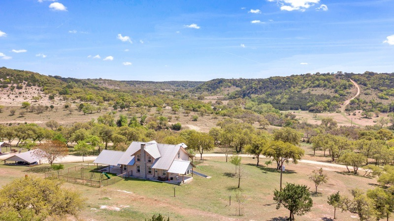 Oak Canyon Ranch | 83 Acre Kerr County TX Ranch for Sale | Texas Premier Ranch Realty