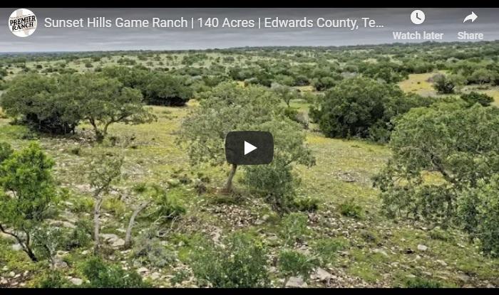Oak Canyon Ranch | 83 Acres in Kerr County | Texas Premier Ranch Realty.