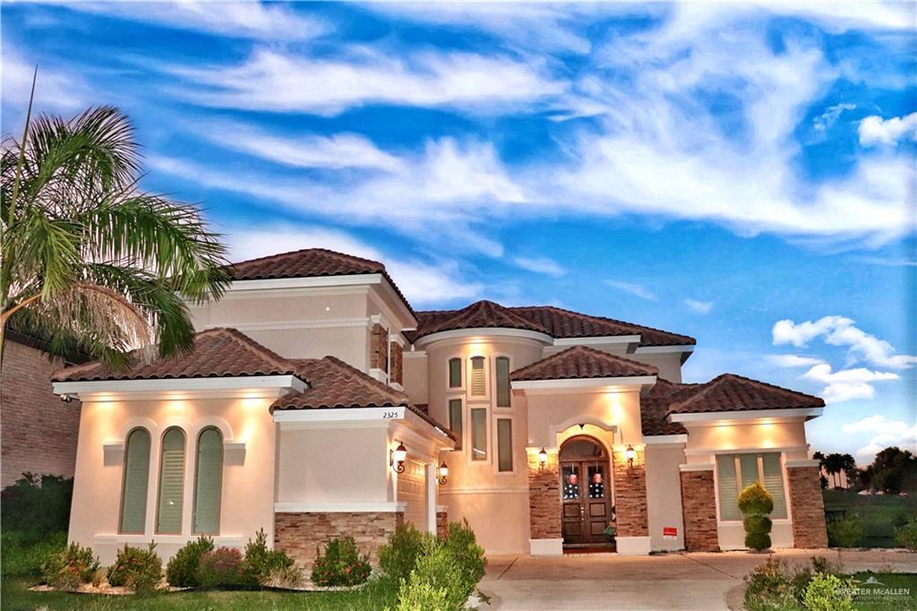 Los Lagos - Luxury Homes   Elena Texas RGV Real Estate
