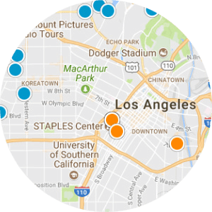 Culver City Real Estate Map Search