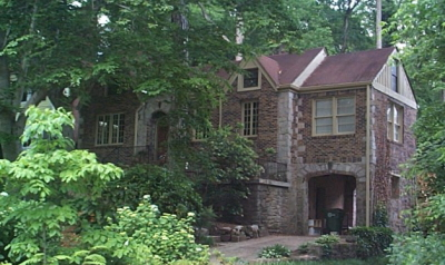Lake Claire sample home