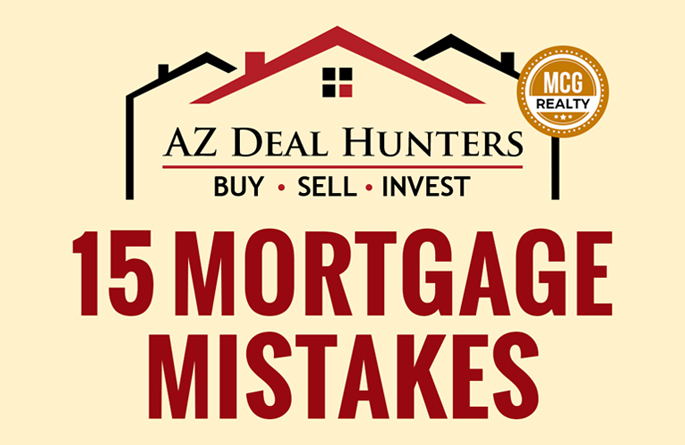 15 Mortgage Mistakes
